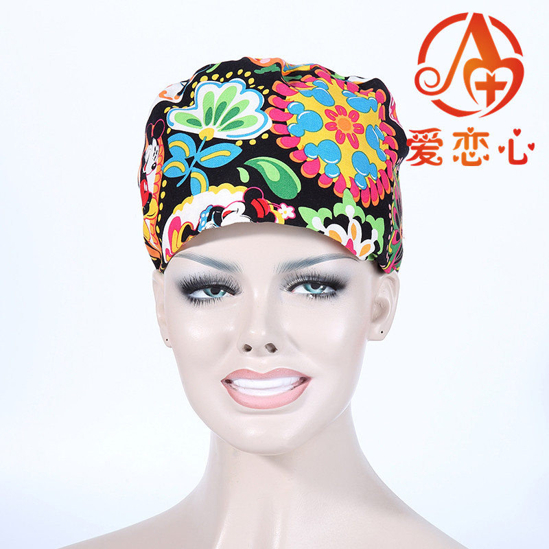 Fashion Women Doctors and nurses Surgical caps, for cosmetologists servers Pharmacy staff cotton adjustable casual  ALX-98 полка дл обуви мастер лана 2п пол 2п венге мст пол 2п вм 16