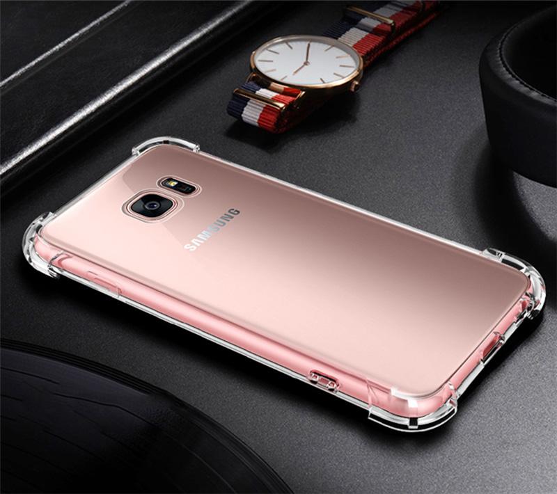 Clear Samsung Galaxy S8, S8 Plus Case 16