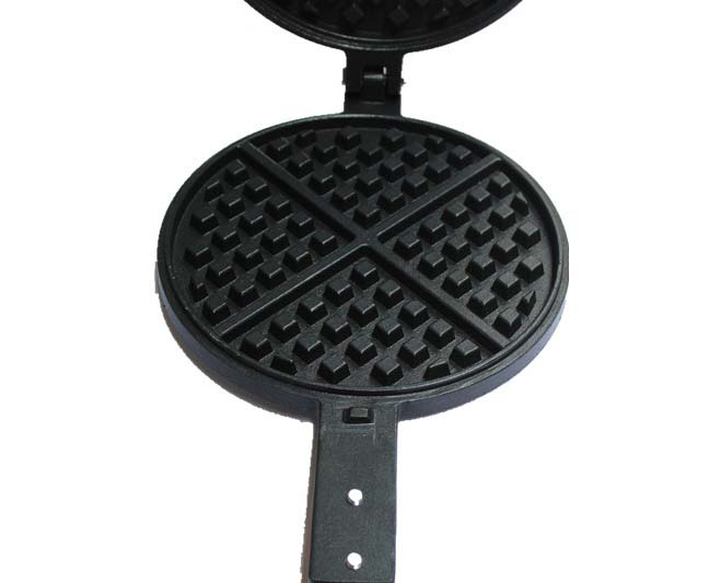 Classic Waffle Pan Tool Kitchen Appliance Non-stick Waffle Iron Grill FREE SHIPPING to Australia