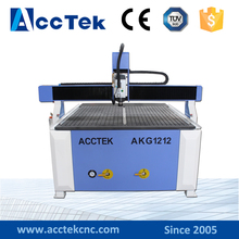 AKG1212 T-slot table mach3 USB port lathe woodworking cnc 1212 router from China factory woodworking from offcuts