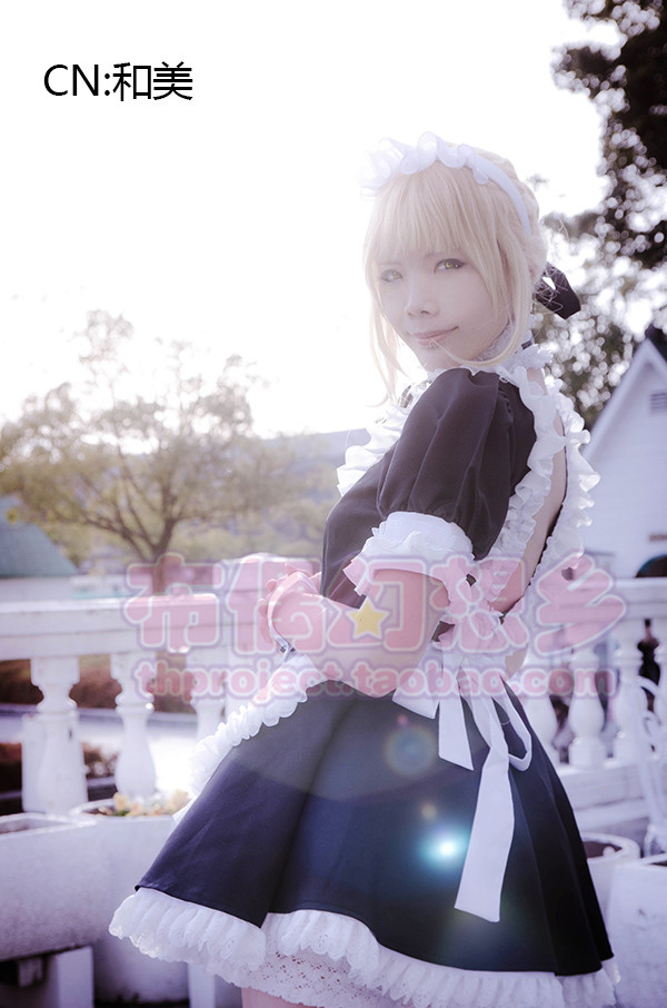 Fate Saber  coscosplay 260 (5)