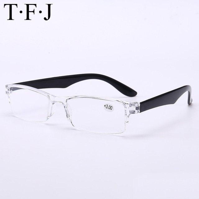 Ultralight Reading Glasses Magnifier Men Women Clear Spectacles For Sight Magnifier Eyeglasses With Diopters Lunette Loupe 2MJ9