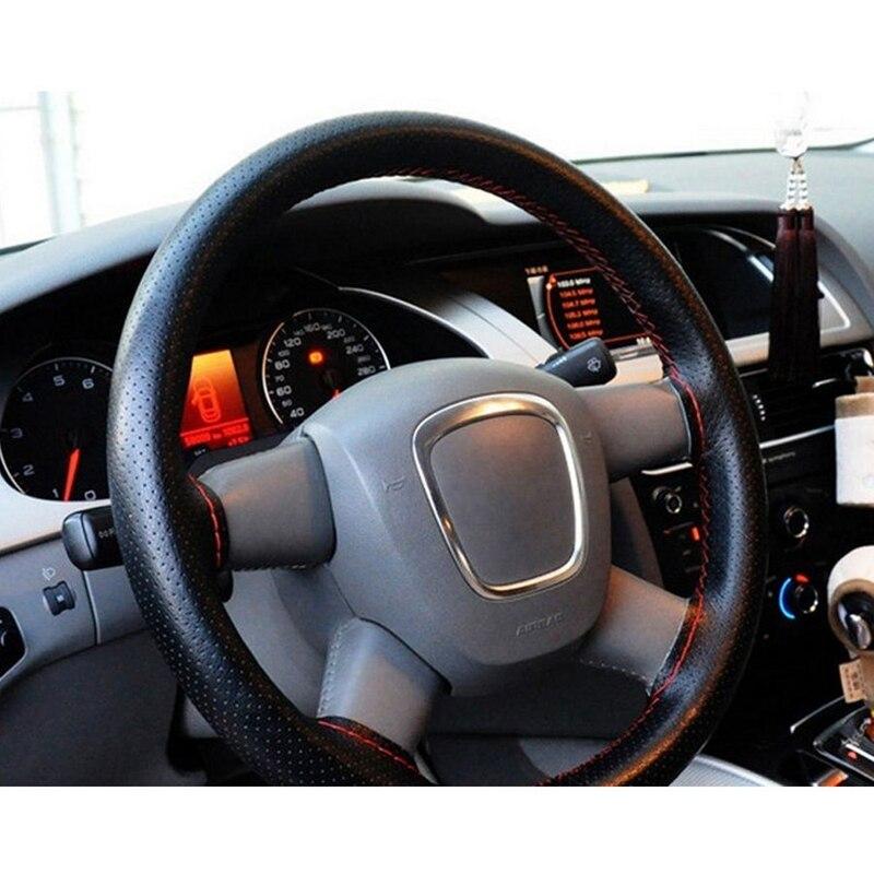 O nouă panglică universală pe volan Rotiți capacul volanului - Accesorii interioare auto