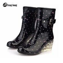 Summer Rain Boots for Women Compra lotes baratos de Summer