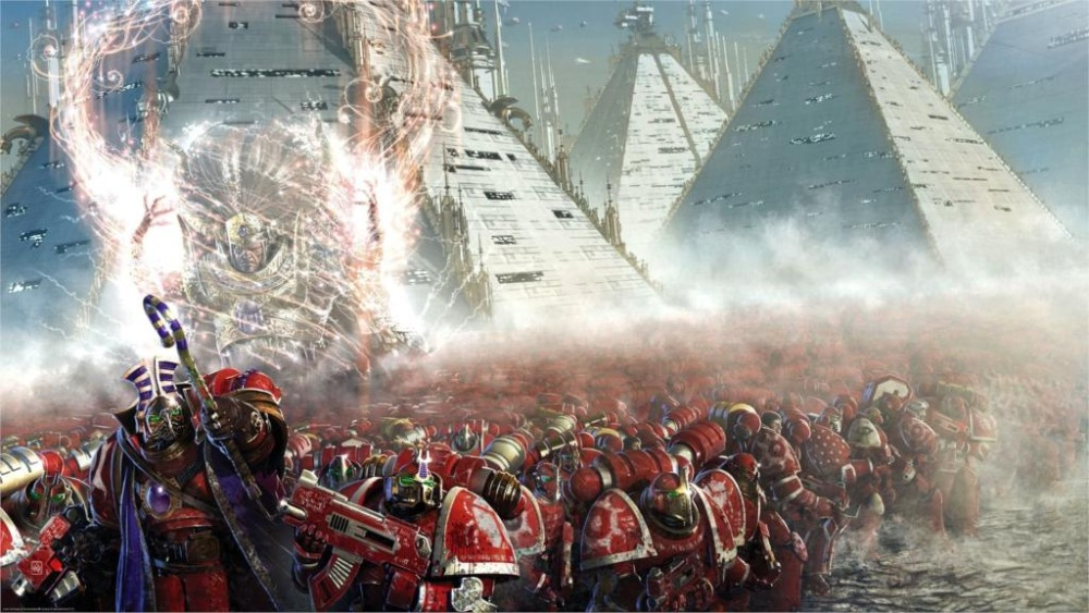 Image result for thousand sons