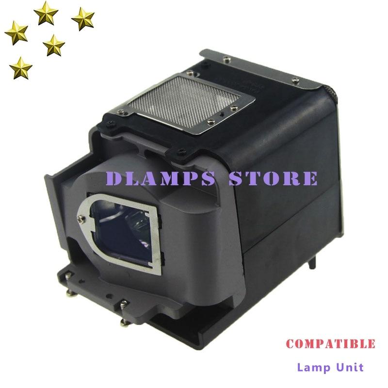 Free Shipping VLT-XD560LP Compatible Projector Lamp with Housing For Mitsubishi WD570U XD360U-EST/WD380U-EST PJ-LMP