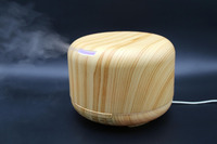 Aroma Mist Humidifier With Bluetooth Speaker 4 0 Cool Diffuser With LED Lighting Changing Lamp 600ML