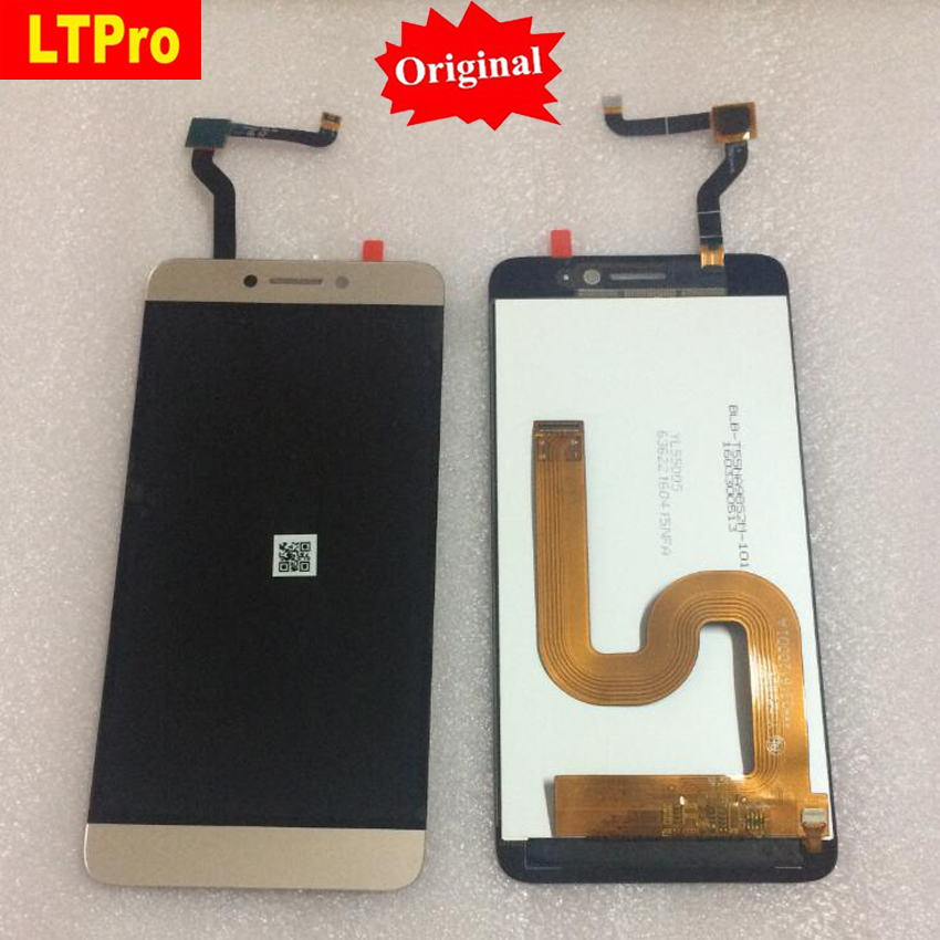 LTPro Original LCD Display Für Cool1 Dual C106 Touchscreen Digitizer Assembly Ersatz Für Letv Le LeEco Coolpad Kühle 1 teil