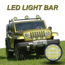 12V 24V high-light work headlights for off-road vehicles, ATVs, trucks, forklifts, trains, boats etc.27W/42W.