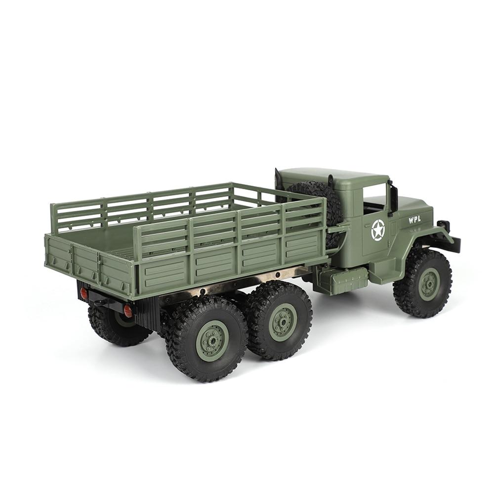 Military 2.4G Truck 6 15