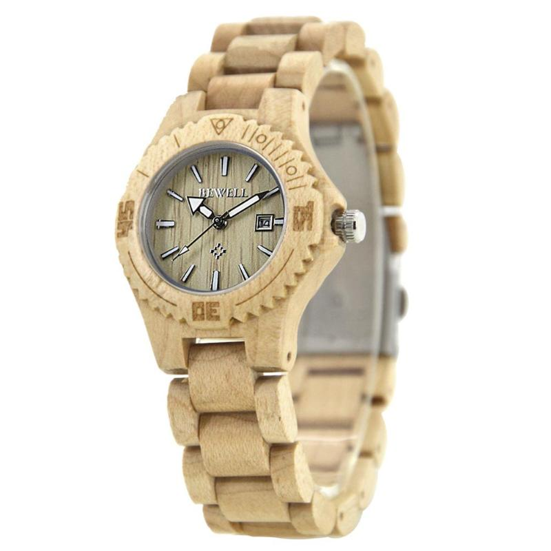 Retro Women Teen Date Luminous Wood Round Dial Casual Analog Quartz Watches Vintage Business Men's Watches Free Shipping Sale fb 7mm lens usb endoscope 6 led ip67 waterproof camera endoscope 1m mini camera mirror as gift android otg phone endoscopio