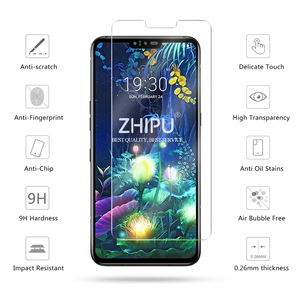Image 2 - Tempered Glass For LG V50 ThinQ 5G Screen Protector 2.5D 9H Premium Tempered Glass For LG V50 ThinQ 5G Protective Glass Film