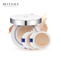 MISSHA M Magic Cushion SPF50 PA 27 Honey Beige Flawless Air BB Cream Foundation Makeup