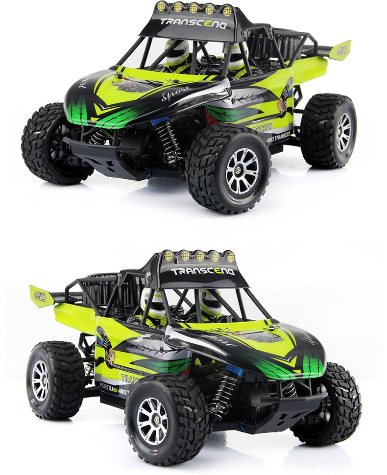 Ewellsold Electric Hobby 2.4G Rc Car Wl K929 Buggy 1/18 50KM Shaft Drive Monster Truck High Speed Radio Off-Road Monster RC Veh