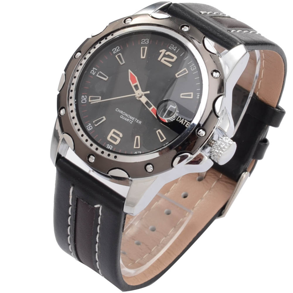 Top Famous Brand Luxury Watch Men Watch Auto Date Sports Watches Leather Men's Watch Clock saat erkek kol saati reloj hombre soxy brand fashion men s watch men watch military sport watch auto date watches clock saat erkek kol saati relogio masculino