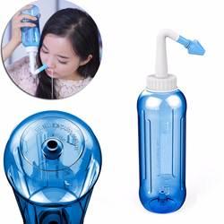 500 мл взрослых детей для промывания носа системы чистый синус носовой давление нети горшок