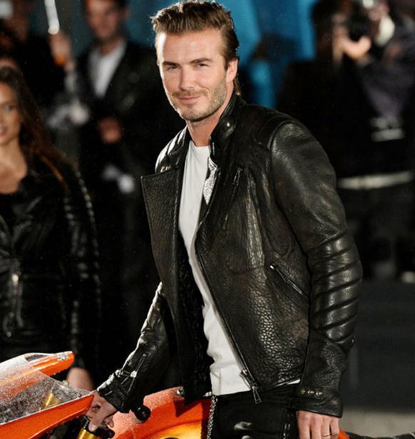 Free Shipping.2018 Classic Style,Plus Size Soft Sheepskin Leather Jacket, Men's Genuine Leather Jacket.man Biker's Slim Coat