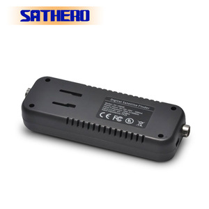 Image 4 - Sathero SH 100HD DVB S2 localizador de satélite digital, localizador de satélite digital de alta definição portátil, metros de gabinete grátis
