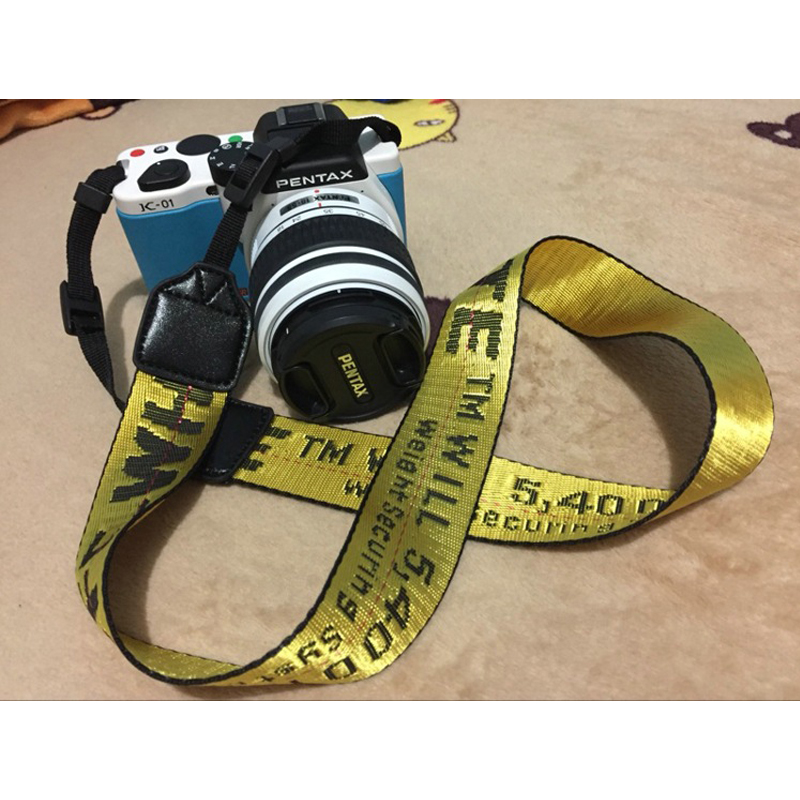 New SLR Camera Strap Digital Camera SLR Camera Straps off-white Camera with FOR Canon Nikon Sony Fujifilm image