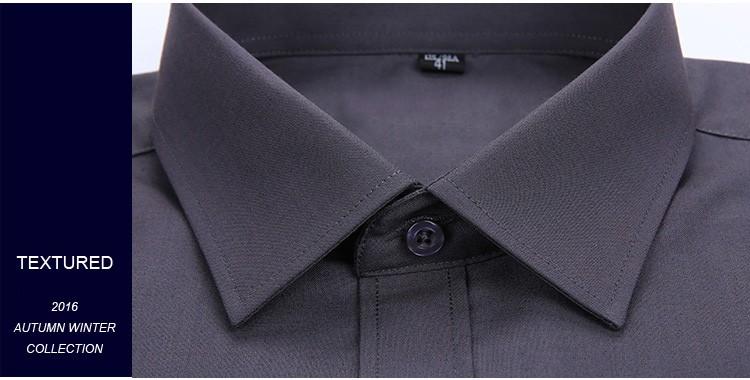 men's social shirt 34