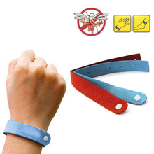 New Brand 1pcs Pest Control Pest Reject Anti Mosquito Repellent Bracelet Baby Hand Strap Bracelet Pest Repeller Mosquito Killer(China)