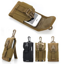 Universal Army Tactical Military Pouch Belt Loop Hook Bag Tactical plugin Package Hip Pack