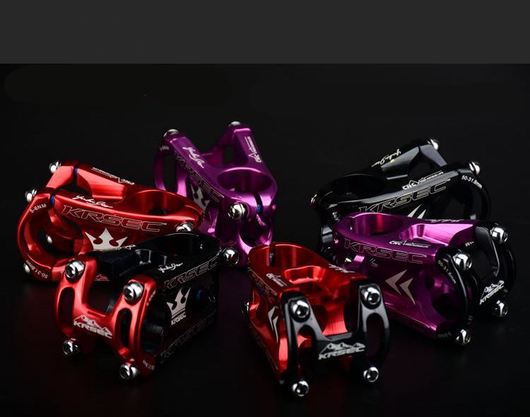 Mountain bike mtb stems AM/XC/DH stem bike aluminium cycling bike parts stem 50mm стоимость