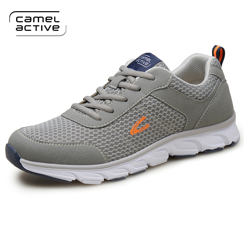 Camel Active Spring/Autumn Men Trainers Sneakers Casual Shoes Breathable Mesh Boy Shoes Fashion Flats Male Leisure Men Shoes for yamaha yzf r6 1999 2004 yzf r1 2002 2003 fz1 fazer 2001 2005 motorcycle stabilizer damper complete steering mounting bracket