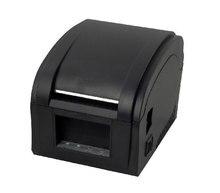 Высокое качество 20-82 мм Термальный принтер штрих-кода Qr код этикетки принтер чековый принтер оптовая