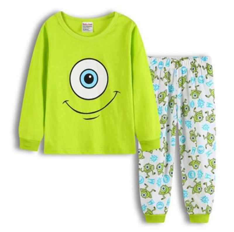 83cba3e8d543 Detail Feedback Questions about New Kids Pajama Sets Dinosaur ...