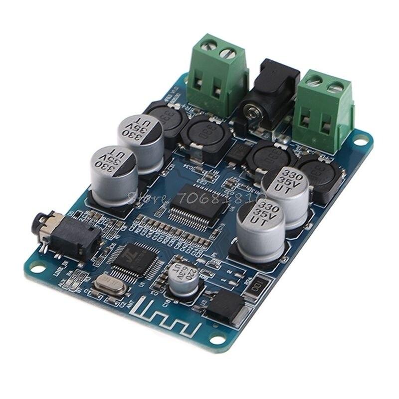 TDA7492P Bluetooth Récepteur Audio Conseil 2x25 W Mini Amplificateur de Puissance Double Canal Drop Shipping