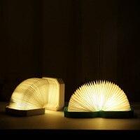 Foldable Book Lamp LED Table Lamp Bluetooth Speaker Folding Organ Light Desk Lamp Dimming USB Rechargeable Design Night Light