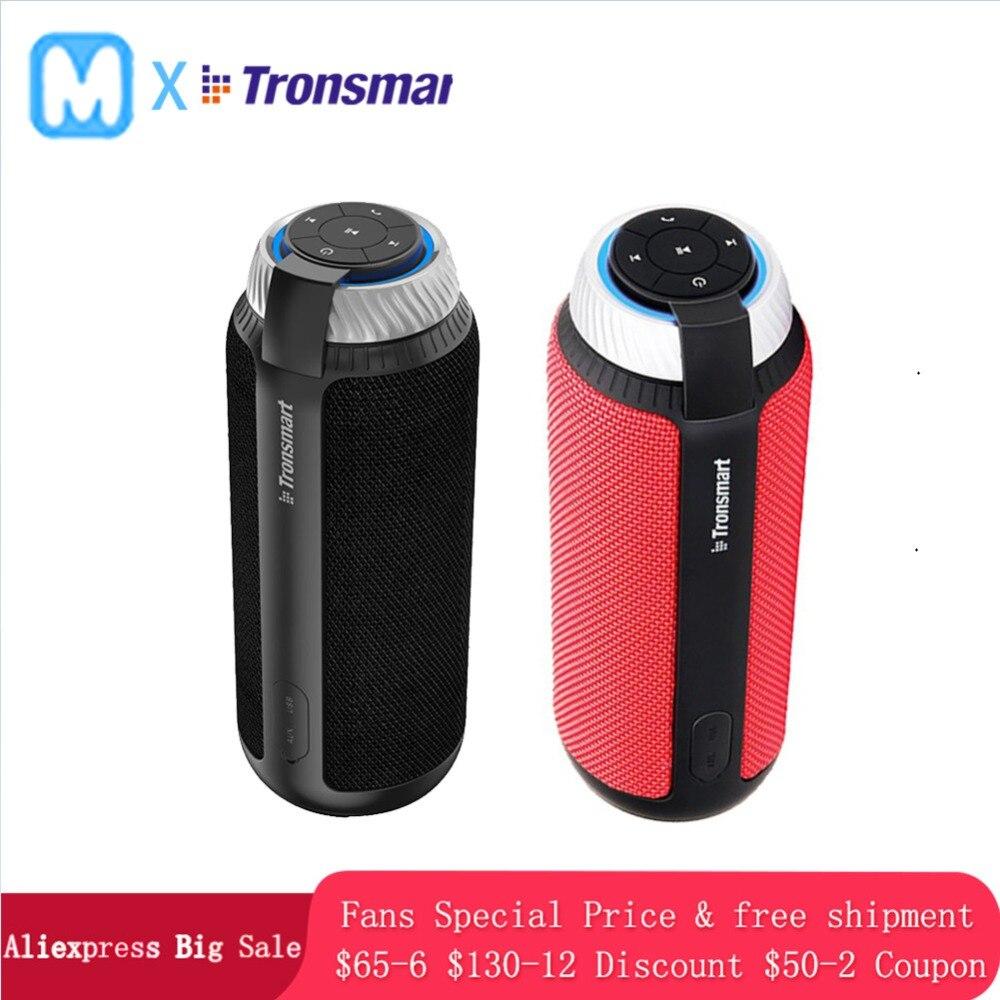 Tronsmart T6 Lautsprecher VSJBLCHARGE 3 Tragbare wireless Bluetooth Lautsprecher MINI Spalte Soundbar Audio Empfänger AUX big power