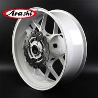 Arashi For HONDA CBR600RR 2007 2017 Rear Wheel Rim CBR600 CBR 600RR 600RR 07 08 09 10 11 12 2013 2014 2015 2016 2017