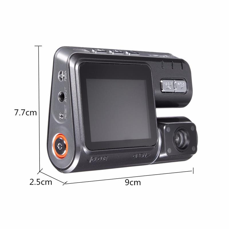 HD 1080P 2.0 Inch Car DVR Video Dash Camera Registrator With IR Night Vision DVR Video Recorder USB G-sensor 170 Degrees 7