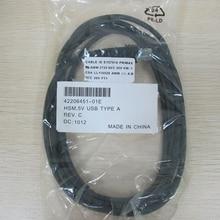 SwiftAutoID Original Honeywell 1900 1902 USB Power Cable PN:42206451-01E