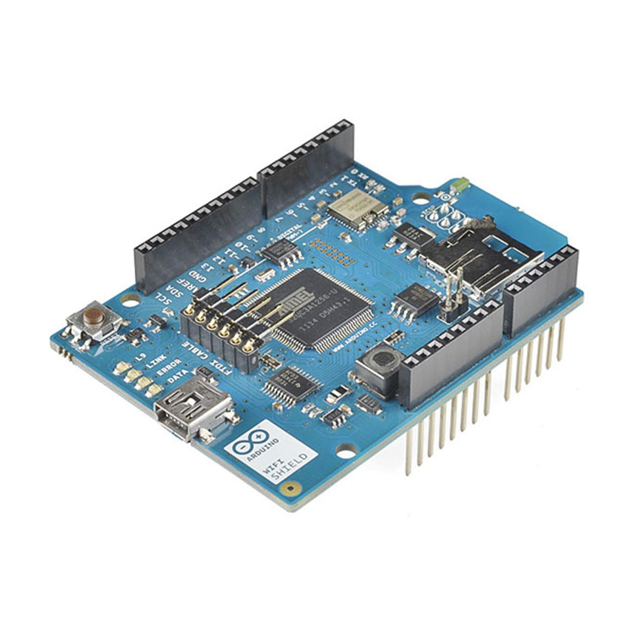Arduino WiFi Shield SD With Integrated Antenna A000058