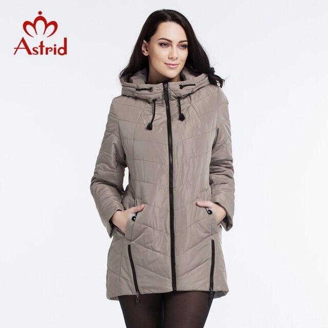 Астрид 2016 новых зимнее пальто женщин высокое качество свободного покроя мода парки марка женщин теплые куртки Большой размер L-5XL AM-2628