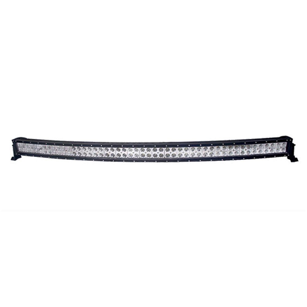 Curved LED Light Bar 20160LM 50 Inch 288W LED for Work Indicators Driving Offroad Boat Car Tractor Truck 4x4 SUV ATV 12V 24v geruite 2pcs 234w waterproof led work light bar for indicators driving offroad boat car tractor truck 4x4 suv atv spot lighting