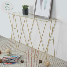 Модные журнальные столики в стиле Луи, простые, современные, для Северной Европы, для маленькой квартиры, настенный шкаф, настенное искусство