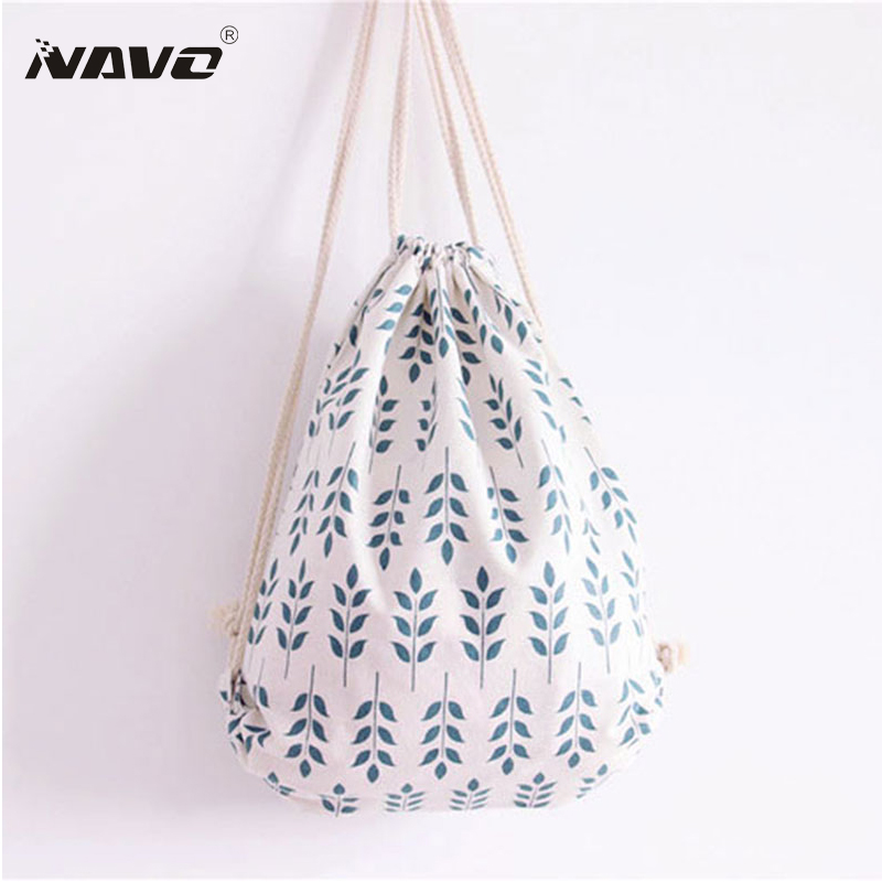 Fresh Style Drawstring Backpack Women Bag Printing Backpack Summer Beach Bag Girls Children School Bag Tote Sacks String Bags kitcox70427sfc023803 value kit naturehouse fresh nap moist towelettes sfc023803 and glad forceflex tall kitchen drawstring bags cox70427