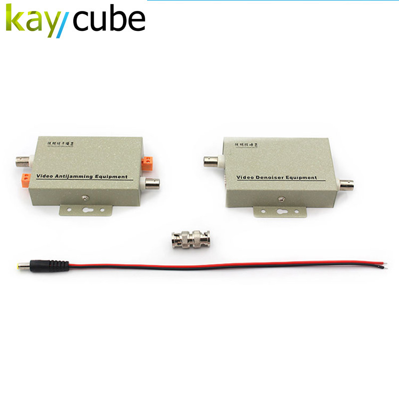 2pcs/lot Best Quality Hot Sales Video Anti Jamming Device For Cctv Video BNC Anti-interference