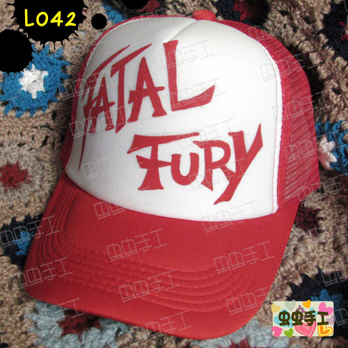 The King of Fighters KOF TERRY BOGARD Fatal Fury hat three colors can choose