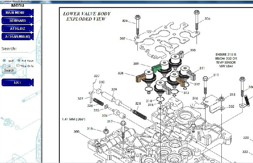 New atsg 2012 automatic transmissions service group repair 09d fandeluxe Choice Image