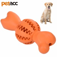 Petacc مكافحة عضة الحيوانات لعبة كرات المطاط الكلب مضغ اللعب جرو القطن مضغ الكرة الكلب لعب الكرة تنظيف الأسنان كرات لعبة pet الغذاء