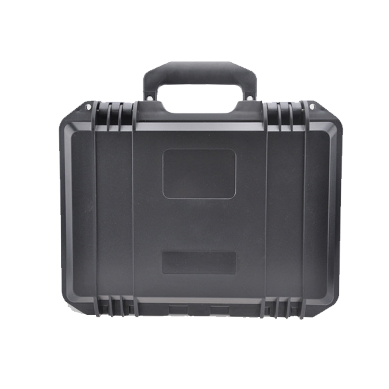 SQ3020 internal 300*200*120mm high Impact Resistant Safety Equipment Camera Case with pick pluck foam sq2620 high impact pp simple plastic tool case with pick pluck foam inside
