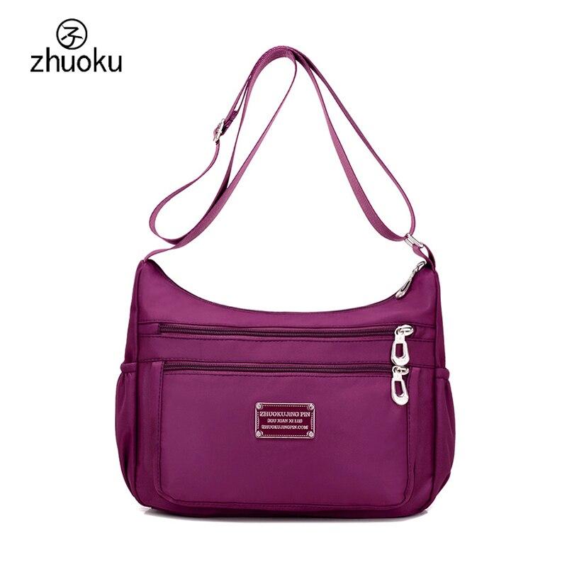 luxury handbags women bags designer Female bag 3 zipper desig Shoulder Bag high quality Crossbody Bag famous brands ZK722