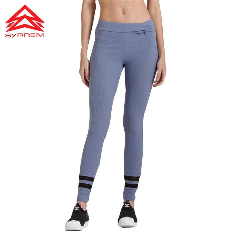 Syprem Profession Sport Courir Pantalon Slim Femmes De Yoga Pantalon Haute  Qualité Extérieur de Remise En Forme Leggings Nouveau Style Leggings,  1FP8046 c95bc4d08559