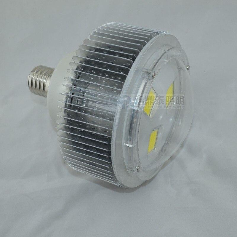 10 шт./партия 90 Вт светодиодные лампы высокого залива E40 светодиодные лампы Освещение 90 Вт E40 Led промышленный свет холодный белый/ теплый белый... - 4