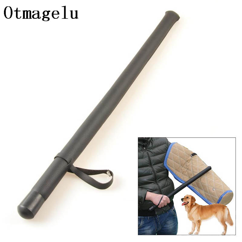 Soft Pet Dog Training Leashes Dog Train Cane Bendable Sticks Hit Dog Supplies Rods for Police Anti-riot Behavior correction tool